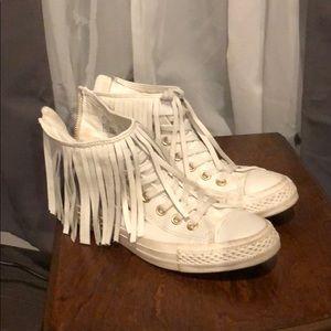 Fringe Converse